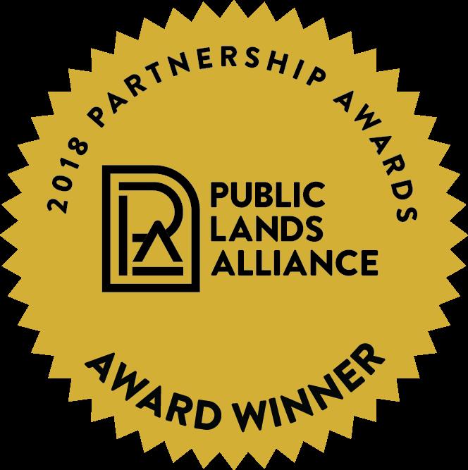 Public Lands Partnership Award